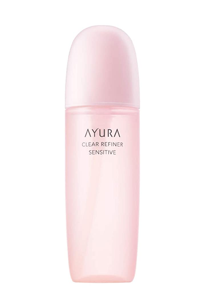 噛む誰の労働者アユーラ (AYURA) クリアリファイナー センシティブ (医薬部外品) < 化粧水 > 200mL 不要な角質を取り除く 角質ケア 化粧水 敏感肌用