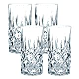 Nachtmann 89208 Long Drink Glasses, Clear