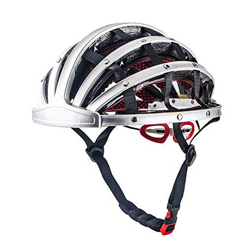 Helm ZWRY Fietshelm Opklapbaar MTB Racefiets Helmen Heren Dames Fietshelm Ultralicht Draagbaar