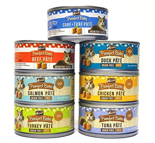 Merrick Cat Food Cans