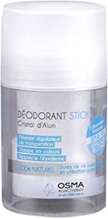 Desodorante Mineral, OSMA Laboratoires, Transparente