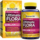 Renew Life - Ultimate Flora Vaginal Support, 60 capsules