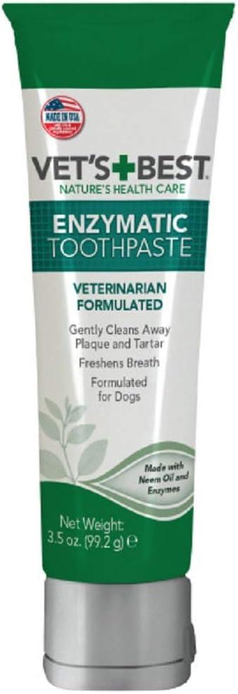 pasta de dientes para perros