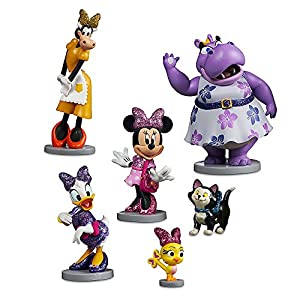 Disney Minnie Mouse Happpy Helpers Figure Set 4