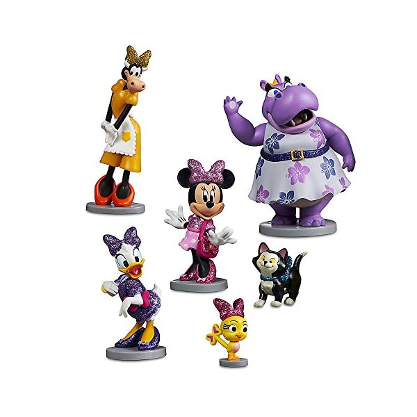 Disney Minnie Mouse Happpy Helpers Figure Set 1