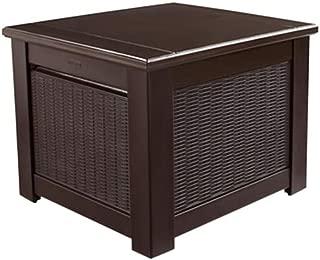 Rubbermaid Bridgeport 56 Gal. Resin Storage Cube Deck Box