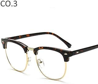 c5e9c033df LAMAMAG Gafas de sol Marco De Anteojos Cuadrados Marcos De Espectáculos  Ópticos Hombres Lente Transparente Gafas