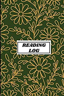 Reading Log: Gifts for book lovers : perfect notebook journal for kids, Girl, boys, adult, Christmas, Holiday, Student, Ha...