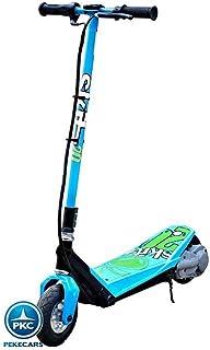 Amazon.es: patinete electrico azul