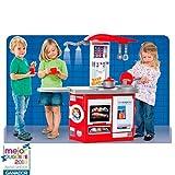 MOLTO-Cook´n Play Electronic Nueva Edicion Cocina de Juguete, Multicolor 18150
