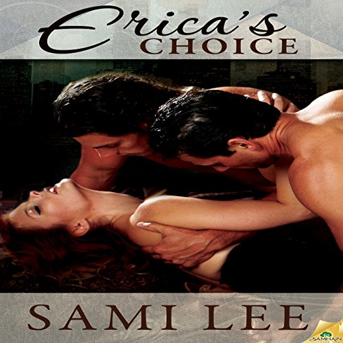 Erica's Choice audiobook cover art