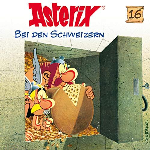 Asterix bei den Schweizern Titelbild