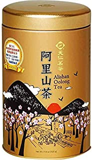 Premium Taiwan Ten Ren Alishan Oolong Tea 225g 台灣天仁阿里山茶