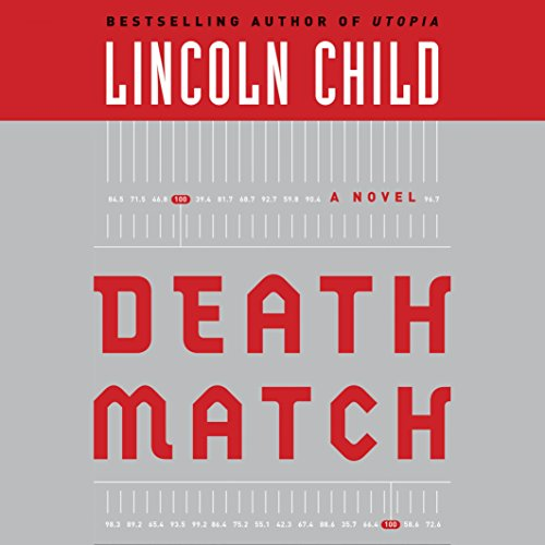 Death Match audiobook cover art