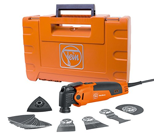 Cheap FEIN FMM350QSL MultiMaster QuickStart StarlockPlus Oscillating Multi-Tool with snap-fit access...