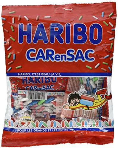 Haribo Car-en-Sac 250 grams from France