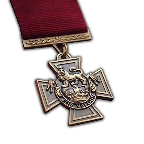Die Victoria Kreuz-Medaille voller Größe Höchste British Military Award für auffällige Mut zu | Army | Navy | RAF | RM | SBS | Para Hohe Qualität Wiedergabe