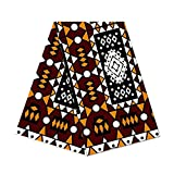 3°Amy Baumwolle Traditionelle Batik Craft Fabric Nationale