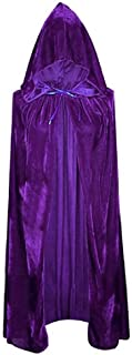 purple magician costume