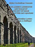 The Ancient Aqueducts and Walls of the City of Rome: The First Walls and Aqueducts