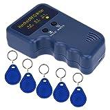 KKmoon 125KHz RFID ID Escritor Copiadora Duplicadora de Tarjeta Mano con 5 EM4305 Tarjetas Grabable