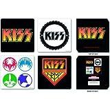 discount deals Kiss–4Piece Coaster Set