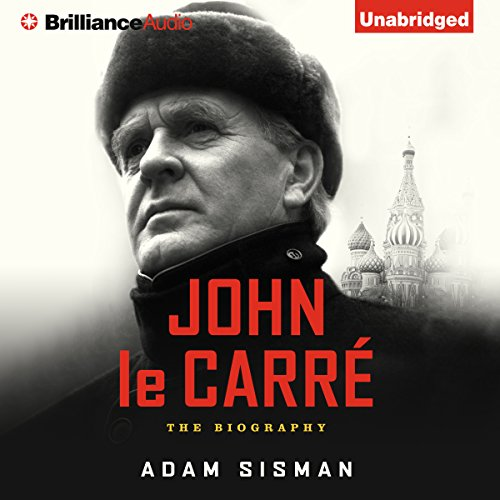 John le Carré audiobook cover art