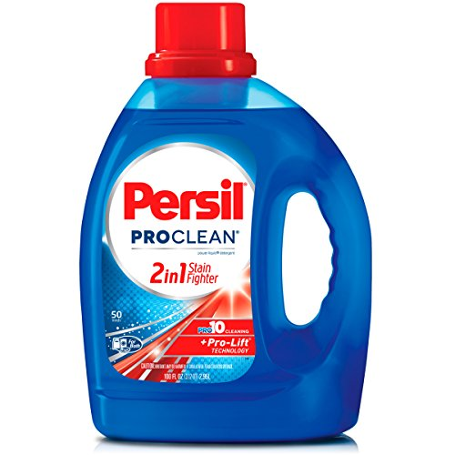 Persil ProClean 2-in-1 Liquid Laundry Detergent, 100 Fluid Ounces, 50 Loads