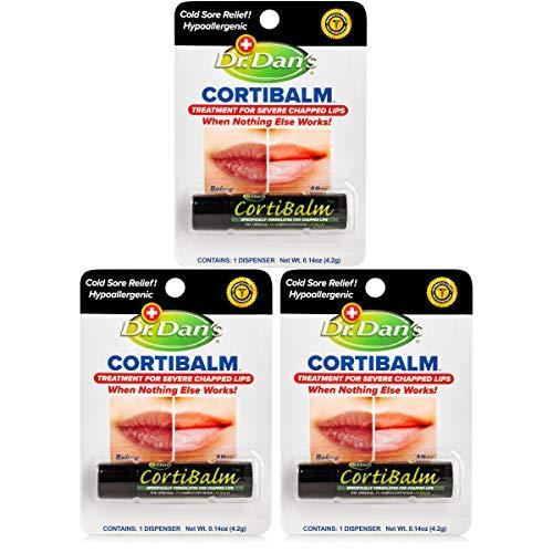 PACK OF 3 Dr. Dan's Cortibalm .15 OZ