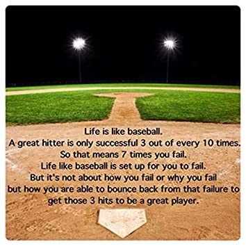Ant G Uggy Life Is Like Baseball