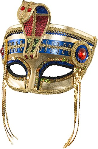 ORLOB Masque de Déguisement Pharaon