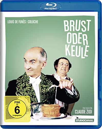 Brust oder Keule - Louis de Funes [Blu-ray]