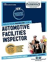 Automotive Facilities Inspector (Career Examination)