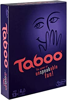 Adult Party Funny Guess Word Hasbro Taboo Desktop Entertainment Game