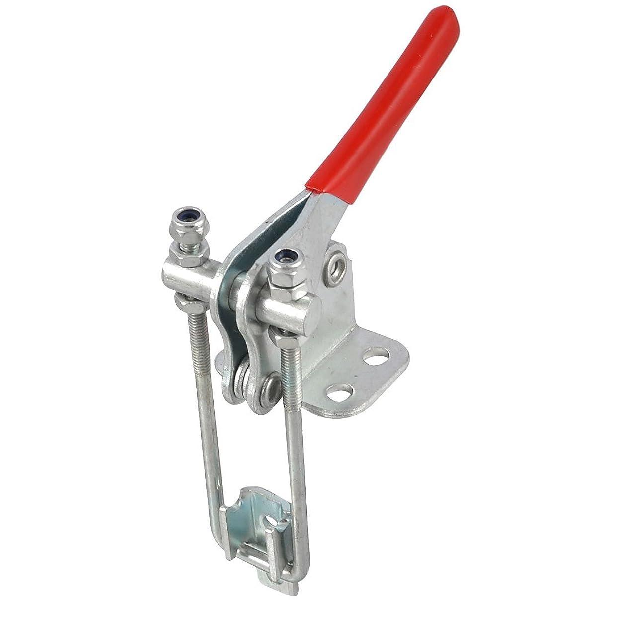 作業省見えるSODIAL(R) 496-ポンド保持能力 金属ラッチ アクショントグルクランプ