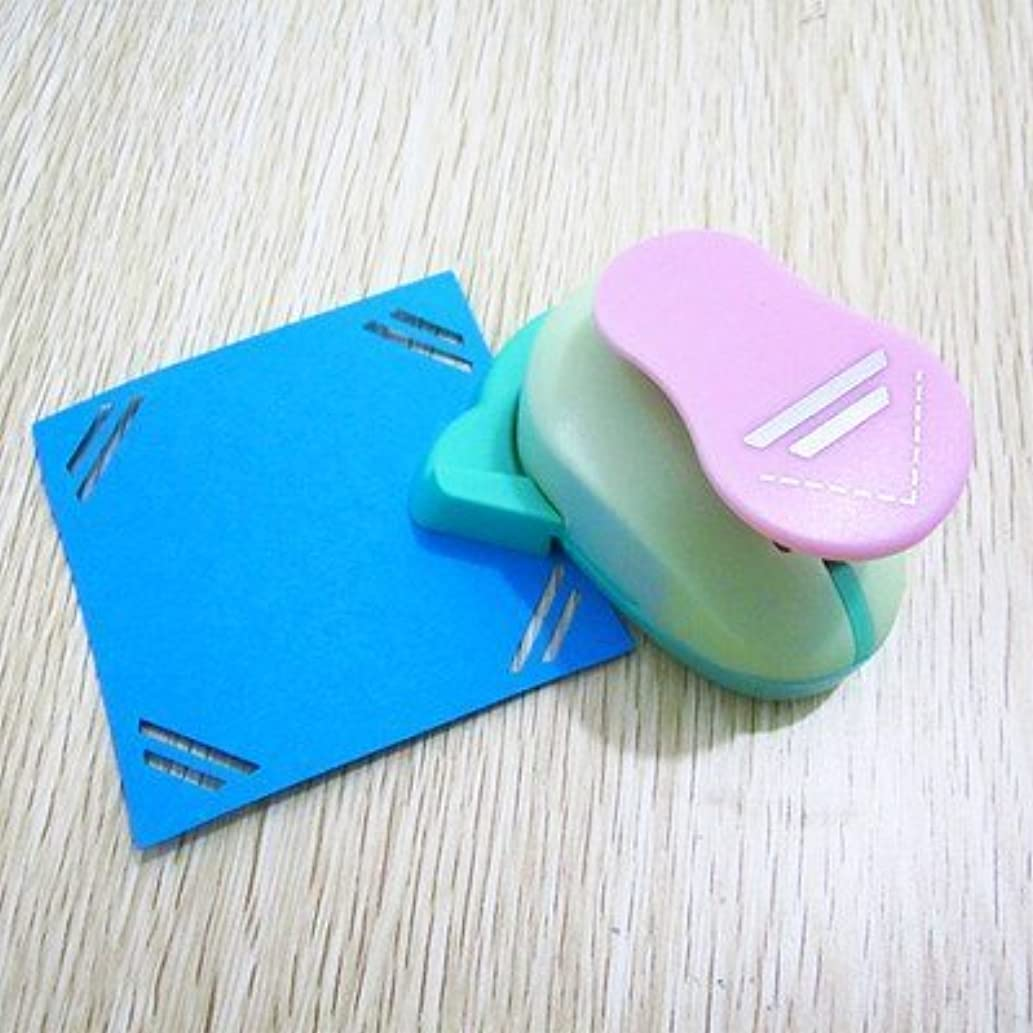 Since straight line lever corner punch embossing craft punch for scrapbook border punches for greeting card handmade