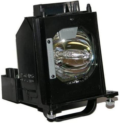 WD-73735 Mitsubishi DLP TV Lamp Replacement. Lamp Assembly with Genuine Original Osram P-VIP Bulb Inside.