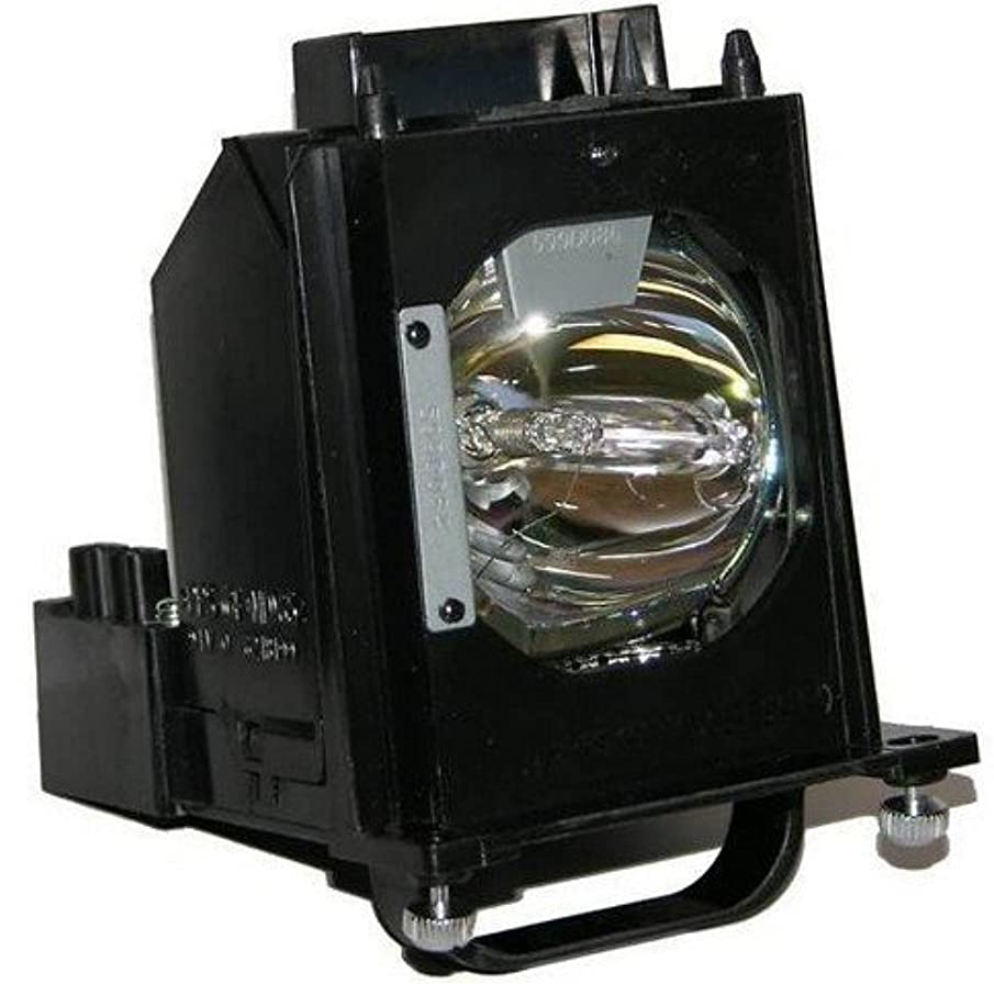 WD-73735 Mitsubishi DLP TV Lamp Replacement. Lamp Assembly with High Quality Genuine Original Osram P-VIP Bulb Inside.