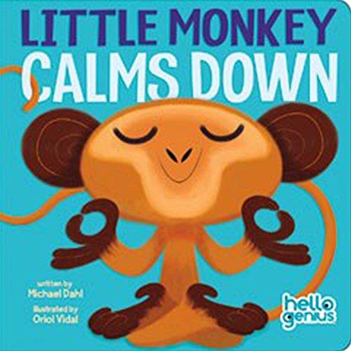 Little Monkey Calms Down (Early Years: Hello Genius)