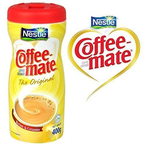 Nestle Original Coffee Mate Richer & Creamer 400 Grams (Pack Of 2)