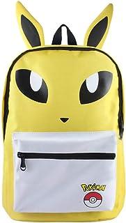Eeveelution Eevee Jolteon Pokemon Voltali Backpack Anime