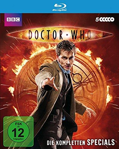 Doctor Who - Die kompletten Specials [Blu-ray]