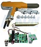 Aftermarket carcasa de revestimiento en polvo electrostática pistola + PCB + HV cascada