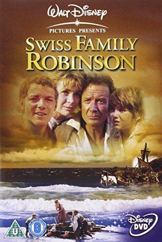 Swiss Family Robinson [Reino Unido] [DVD]