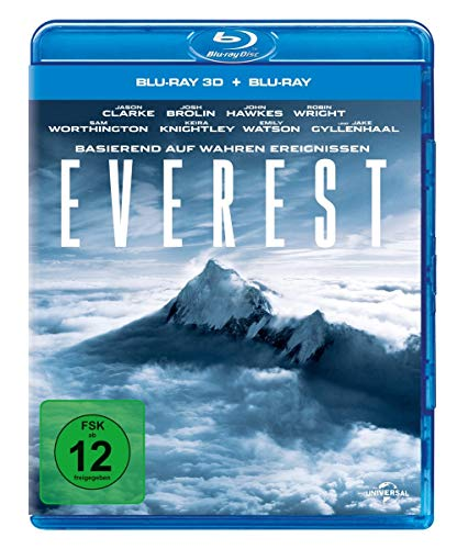Everest (3D-Blu-ray) (+ Blu-ray)