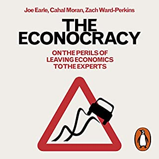 The Econocracy Titelbild