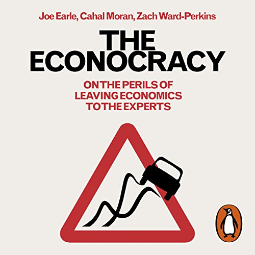 The Econocracy audiobook cover art