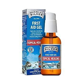 Best sovereign silver gel Reviews