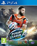 Rugby League Live 4 PS-4 UK [Import anglais]