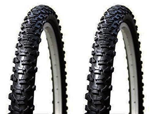 Onogal 2X Cubierta Neumatico Anti Pinchazos Antipinchazos Tecnología Prbb Para Bicicleta de Montaña Mtb 26\